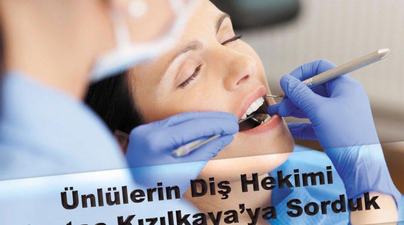 Diş tedavilerinde implant, estetik zirkonyum diş kaplama ve porselen laminate veneer diş.